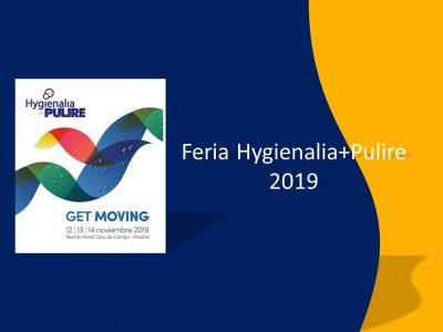 Hygienalia+Pulire 2019